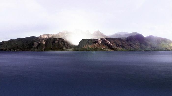 Часто острова остаются необитаемыми из-за удаленности от Большой Земли, отсутствия источника пресной воды, сурового климата