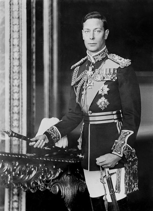 Георг VI, король Великобритании