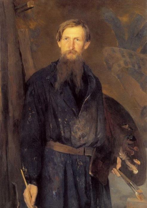 Виктор - второй сын Михаила Васильевича Васнецова