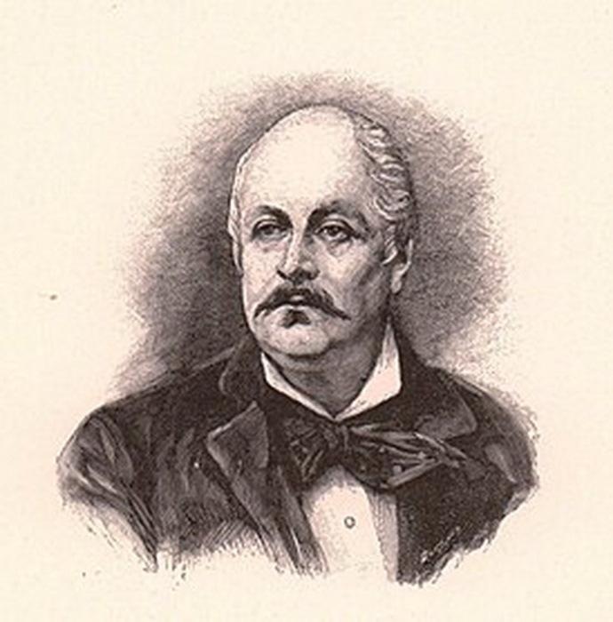 Ксавье де Монтепен, очень плодовитый писатель