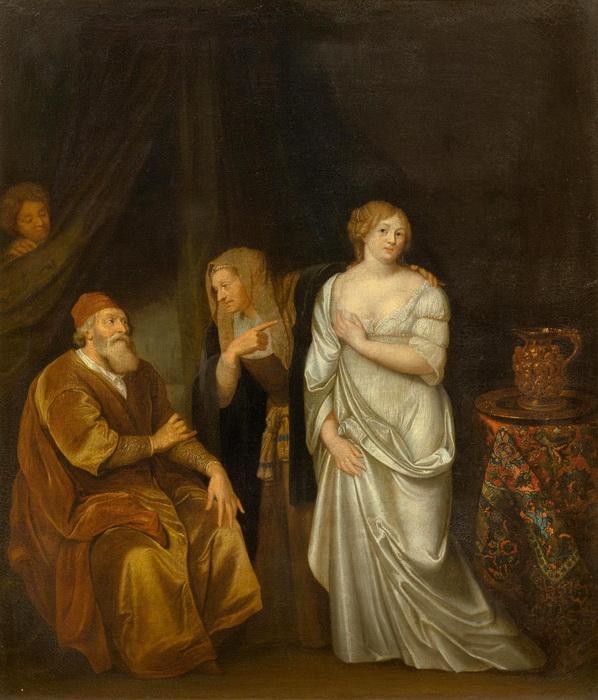 Авраам и Сарра до того, как сменили имена и смогли произвести на свет ребенка, искали другие пути стать родителями - через служанку Агарь