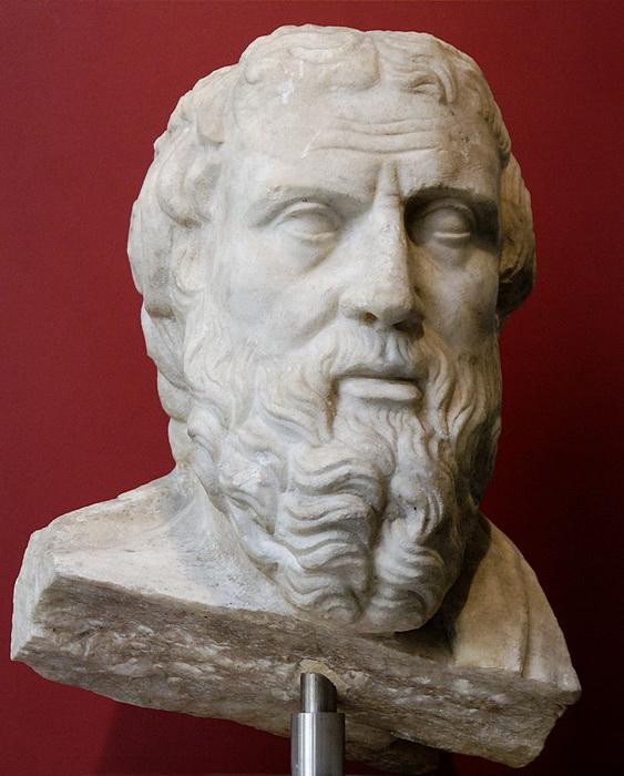 Геродот первым упомянул гарамантов в своих сочинениях