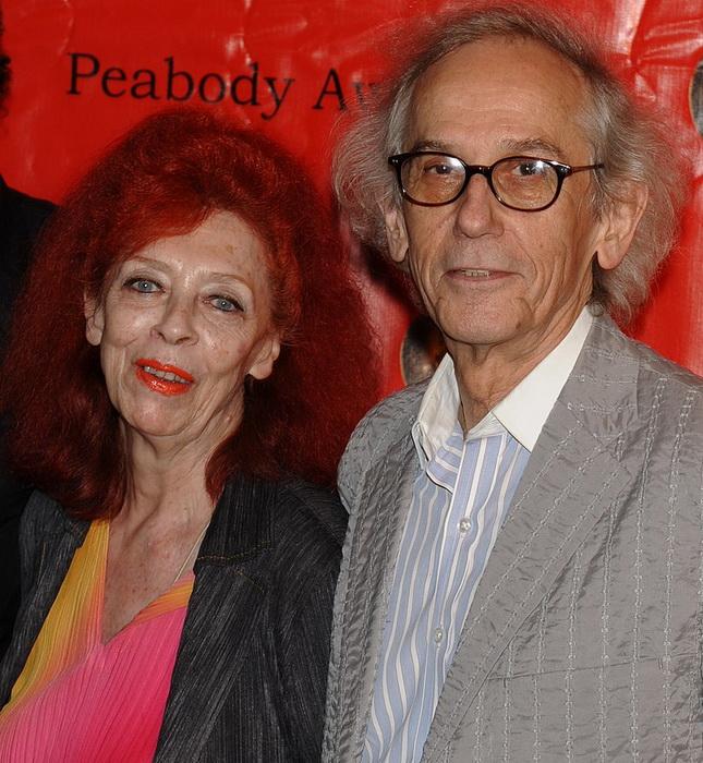 Христо и Жанна-Клод в 2009 году