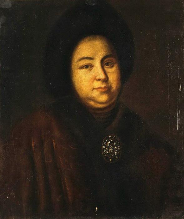 После возвращения Петра из Европы Евдокия Лопухина была отправлена в монастырь