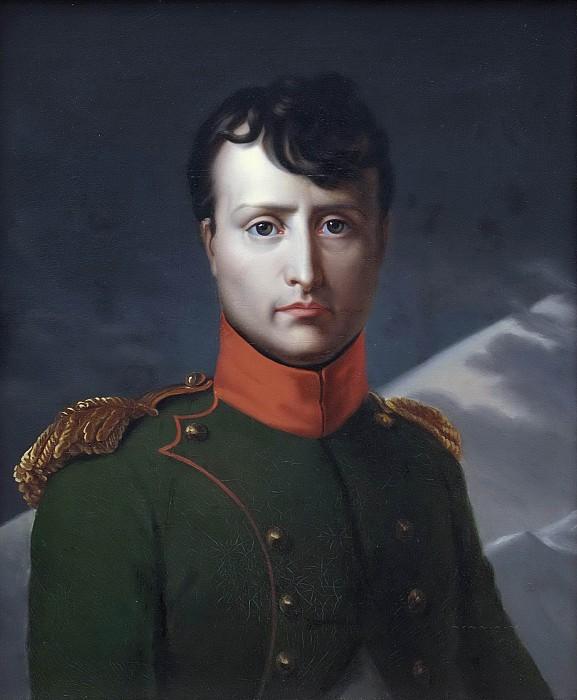 Неизвестный художник. Наполеон I - император Франции
