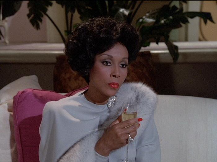 Дайанн Китон, первая чернокожая актриса, играющая постоянную роль в сериале