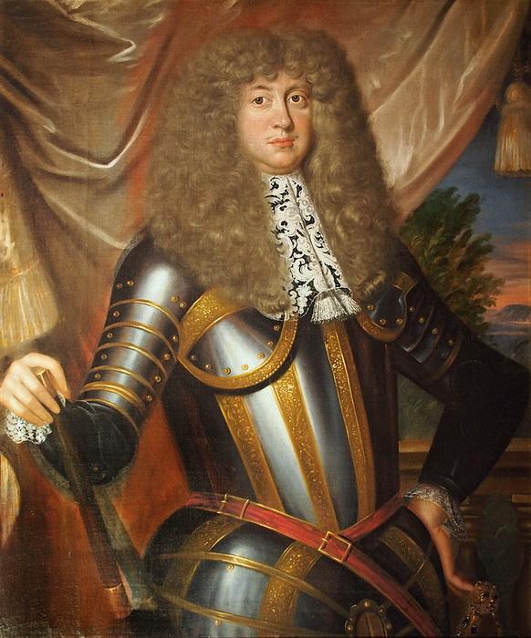 Герцог Эрнст Август, свекор Софии Доротеи - возможный организатор убийства графа фон Кенигсмарка