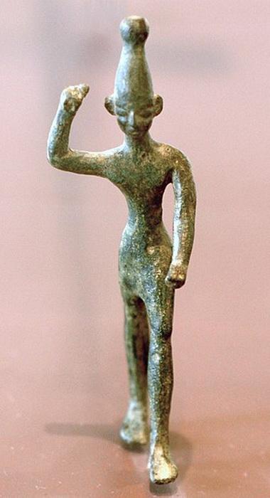 Фигурка бога Ваала