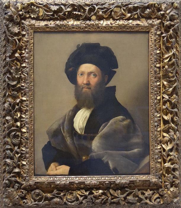В Ланс привозят шедевры из основной коллекции Лувра, в частности, произведения Рафаэля