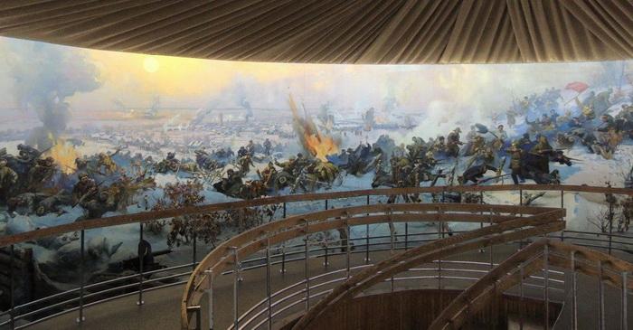 Панорама «Волочаевская битва»