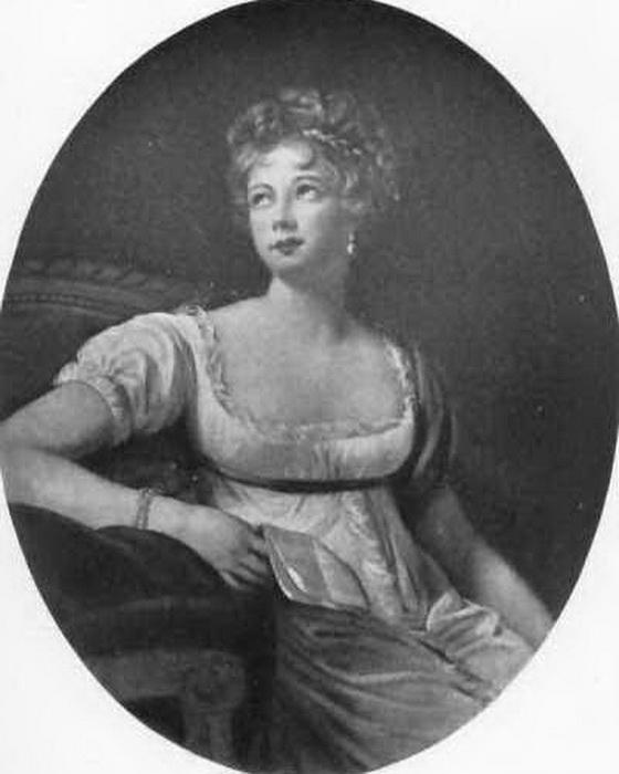 Валентина де Сент-Альдегонде, ставшая одной из причин развода