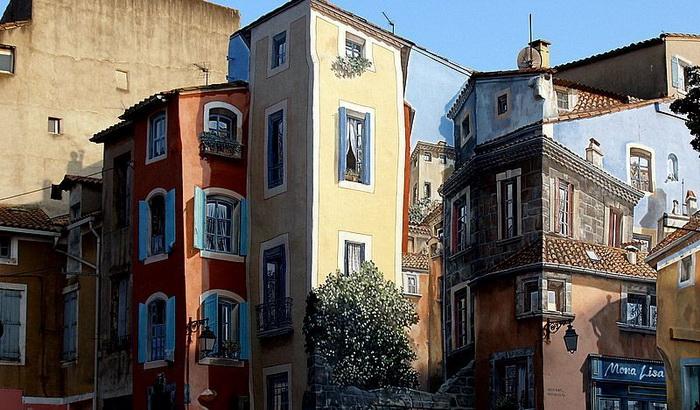 Уличная роспись во Франции