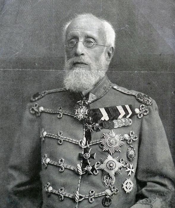 Александр Александрович Пушкин, сын поэта