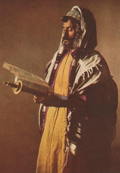 Иудеи оставляют неостриженными пряди на висках