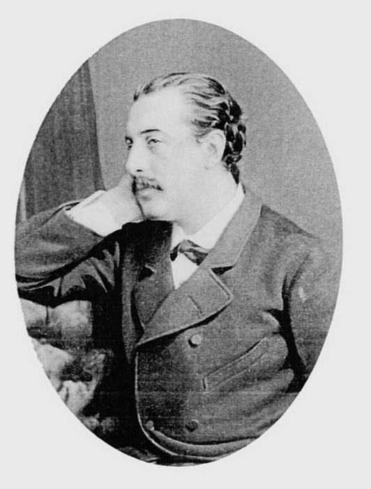 Павел Демидов, второй князь Сан-Донато