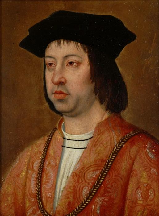 М. Зиттов. Король Фердинанд II Арагонский