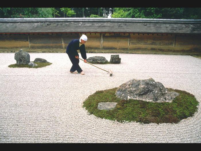 Сад камней Реандзи
