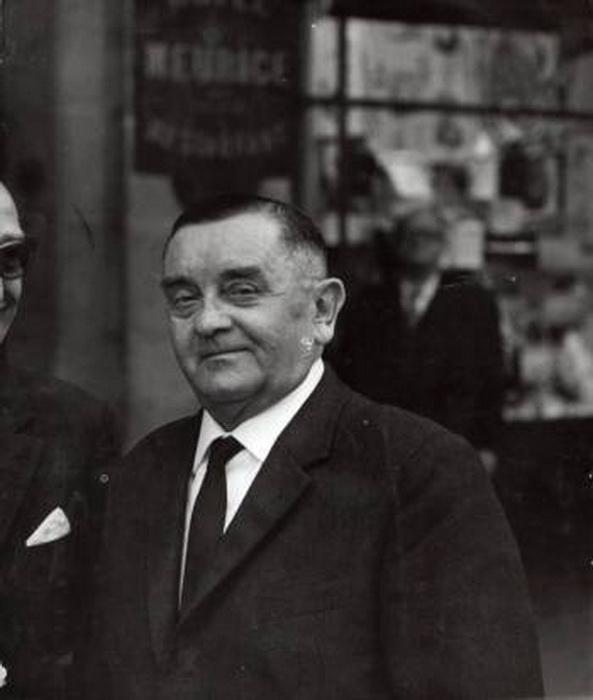 Фон Хольтиц после освобождения