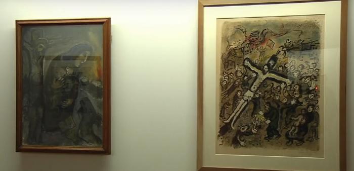 Выставка в Ватикане позволяет увидеть некоторые из произведений, постоянно хранящихся в запасниках