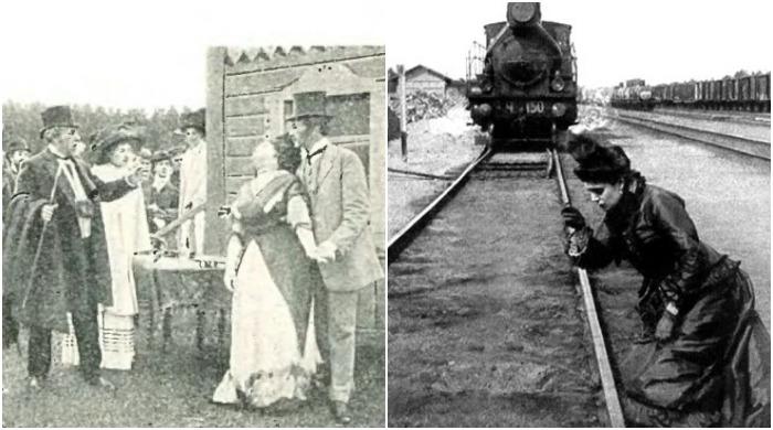 Фильмы 1910 и 1914 годов выпуска