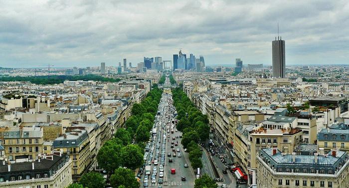 И в современных городах бульвары остаются местом для прогулок и отдыха