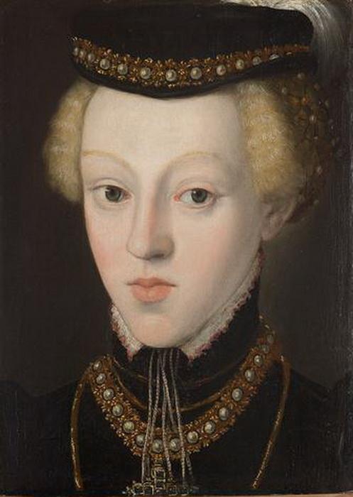 Первая жена герцога Иоанна Австрийская