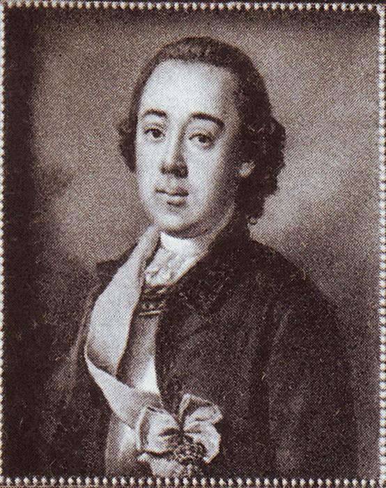 Сергей Салтыков, первый фаворит Екатерины