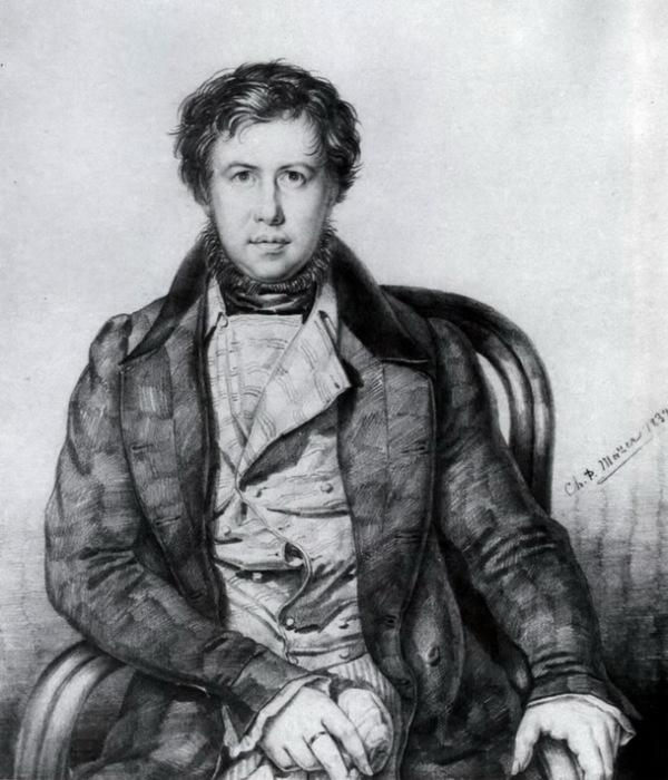 Павел Воинович Нащокин