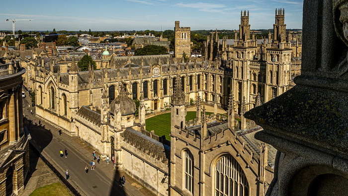 Оксфорд в XXI веке