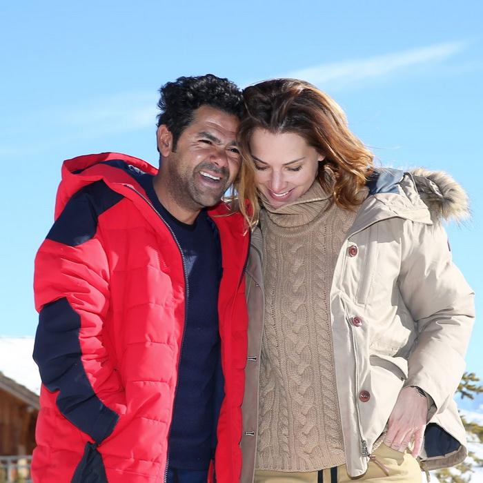 Деббуз с женой Мелиссой