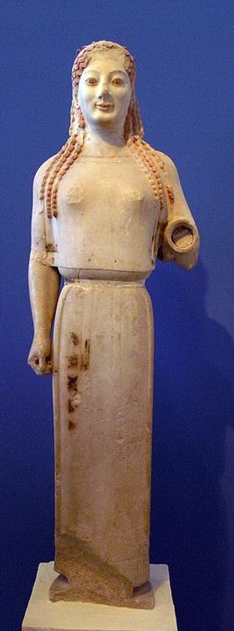 Древнегреческая кора