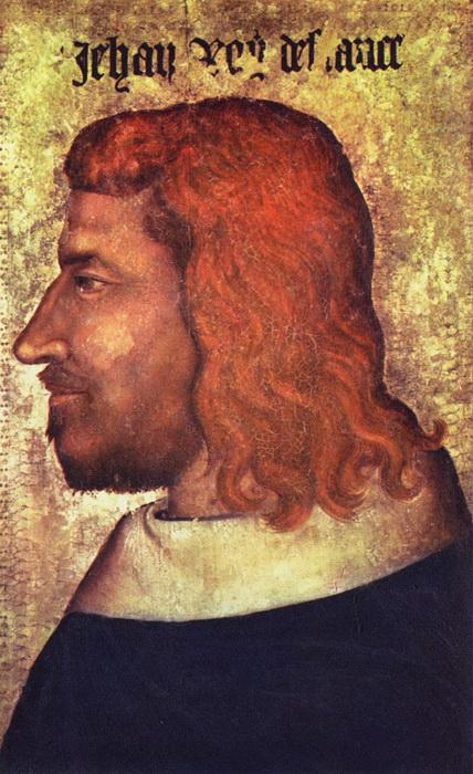 Портрет короля Иоанна II Доброго