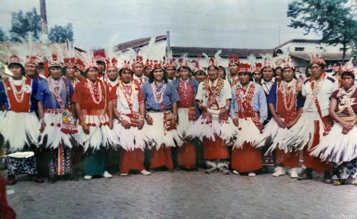 Индейцы мака