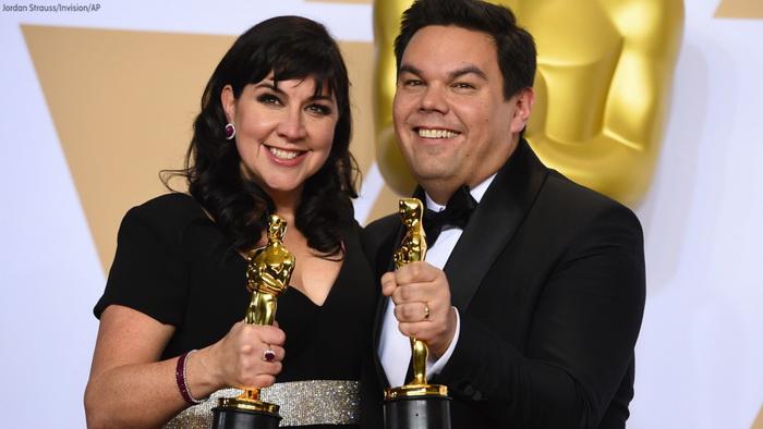 Все четыре премии Роберт Лопес завоевал всего за десять лет