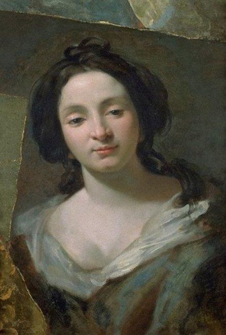 Предполагаемый портрет Виржинии да Веццо