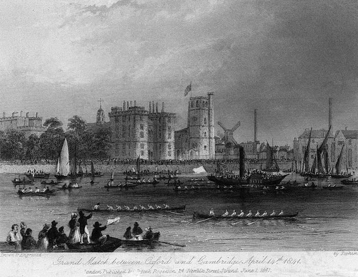 Гравюра 1841 года