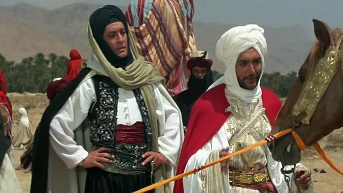«Анжелика и султан»