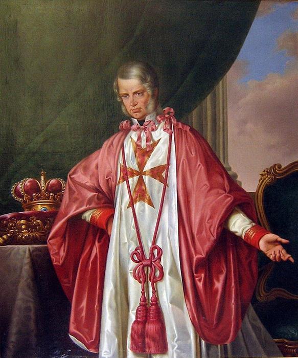 Великий герцог Тосканы Леопольд II