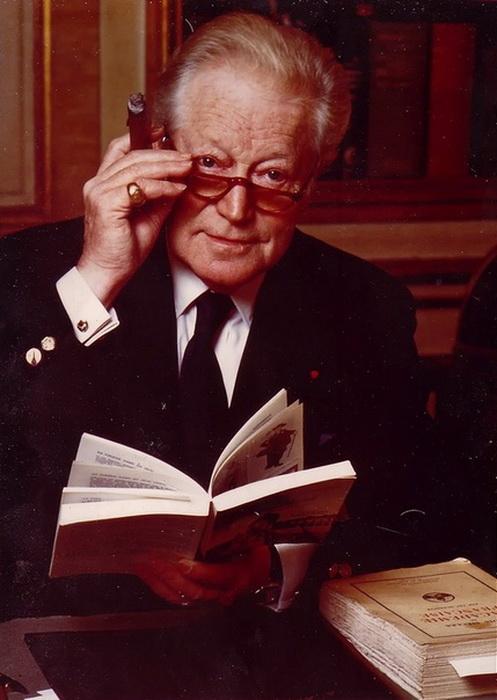 Морис Дрюон - лауреат Гонкуровской премии 1948 года