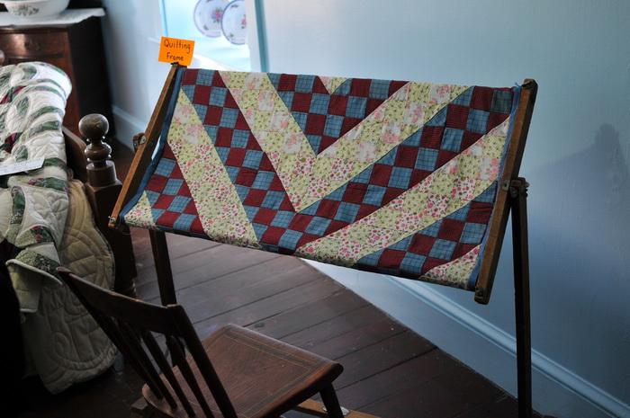 Технику лоскутного шитья перенимали многие народы и культуры, в том числе община амишей