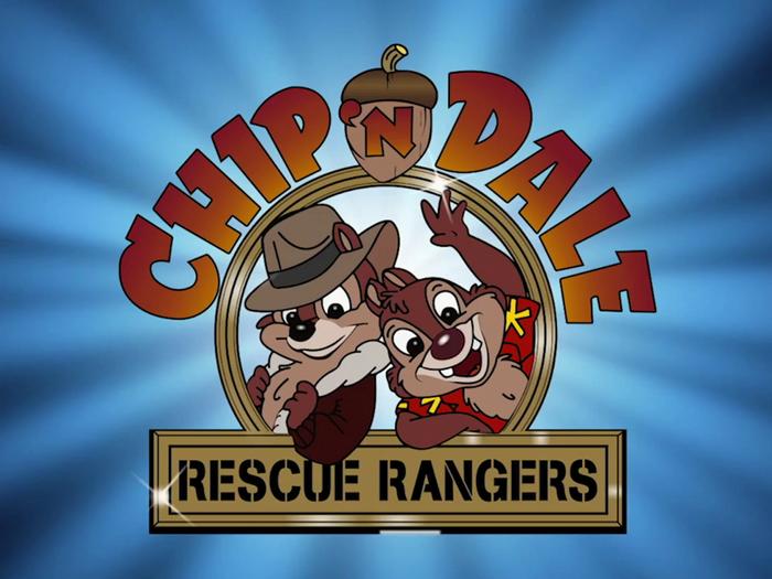 «Чип и Дейл спешат на помощь»