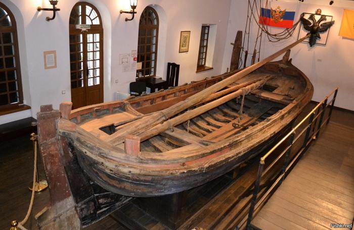 Яхта «Фортуна» сохранилась до настоящего времени. То, что ее берегли на протяжении нескольких веков, служит косвенным подтверждением участия Петра I в ее строительстве