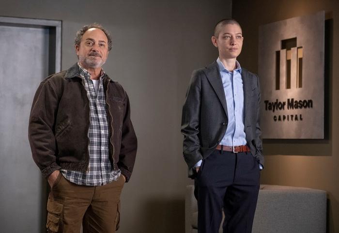 Тейлор Мейсон и ее отец, талантливый изобретатель