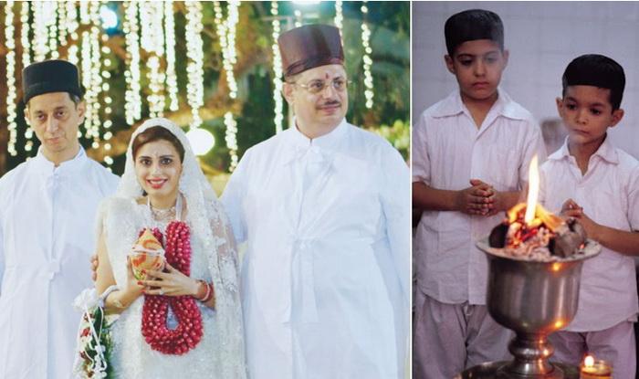 Парсы и по сей день сохраняют старые традиции - при проведении ритуалов и церемоний, например.
