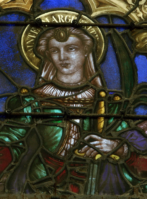 Казненную Лже-Маргарет почитали наравне со святой мученицей Маргаритой Антиохийской
