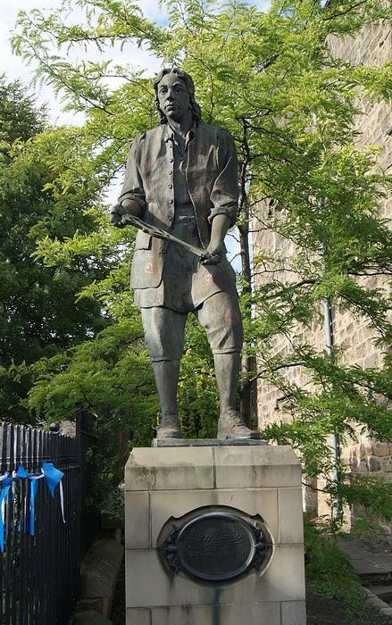 В родном городе Томасу Чиппендейлу установили памятник