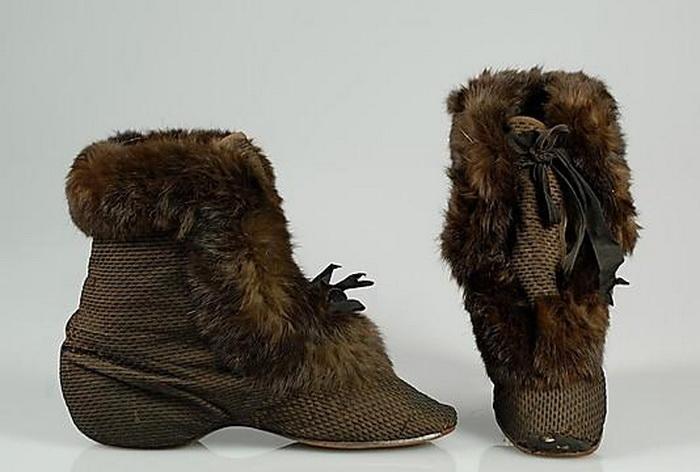 Дамские ботинки для поездок