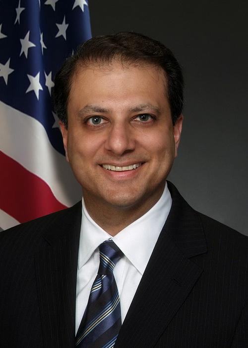 Прокурор Бхарара, прототип главного героя