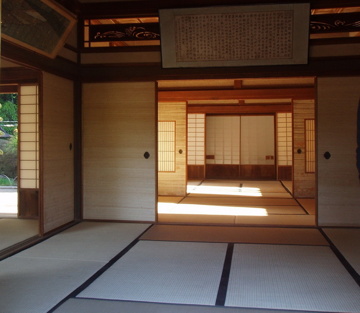 Для европейца дом в японском стиле - нечто по-настоящему экзотическое