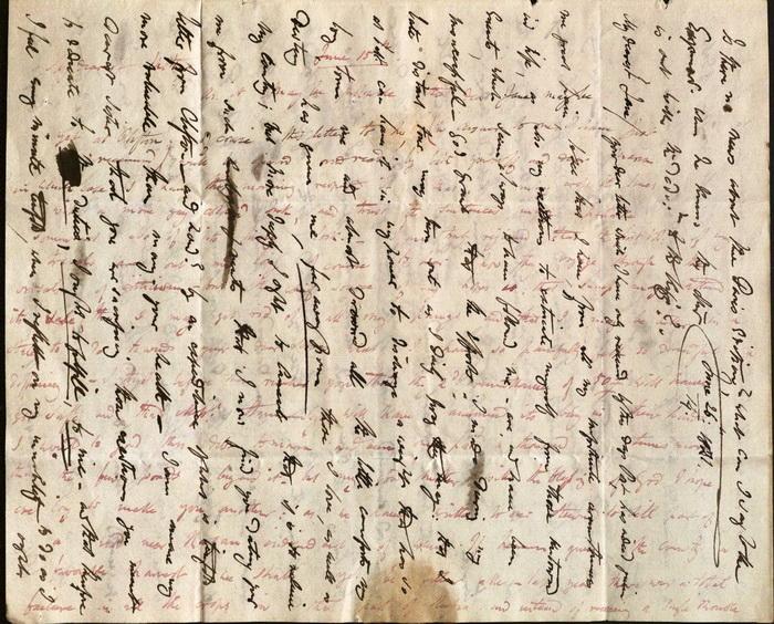 Писем писали много, а потому такая экономия представлялась оправданной, а для некоторых - необходимой